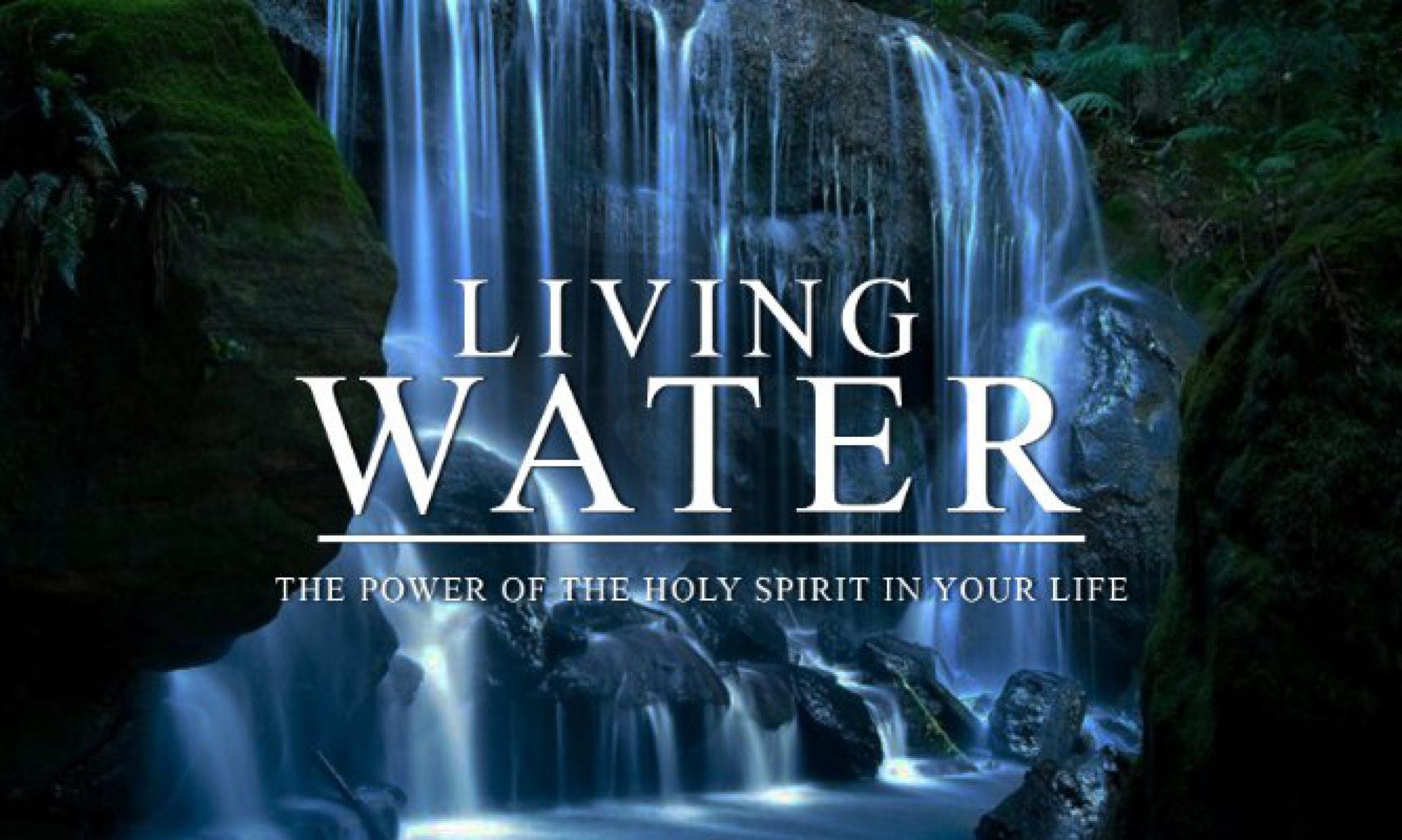 My Living Water Devotional
